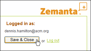 Updating my preferences on Zemanta does not seem to have a direct effect on the WLW Plug-In.